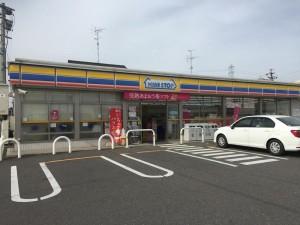 ミニストップ岐南徳田店